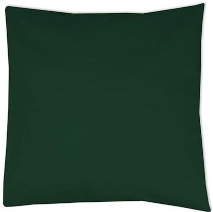 kussenhoes donker groen, kussenhoes groen, kussenhoes 40x40 cm