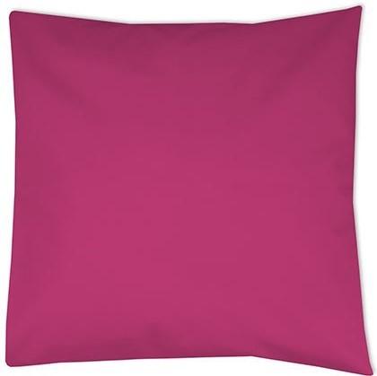 kussenhoes fuchsia, kussenhoes roze, kussenhoes 40x 40 cm