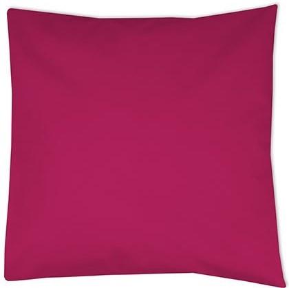 kussenhoes hotpink, kussenhoes roze, kussenhoes 40x40 cm