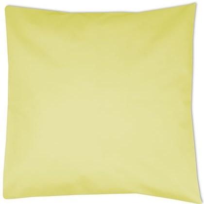 kussenhoes lemon, kussenhoes geel, kussenhoes 40x40 cm