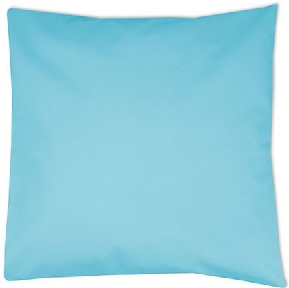 kussenhoes licht blauw, kussenhoes blauw, kussenhoes 40x40 cm