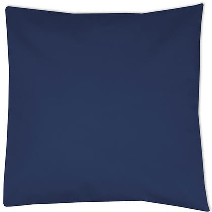 kussenhoes navy blauw, kussenhoes 40x40 cm