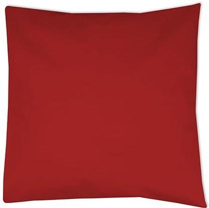 kussenhoes rood, kussenhoes aardbei rood, kussenhoes 40x40 cm