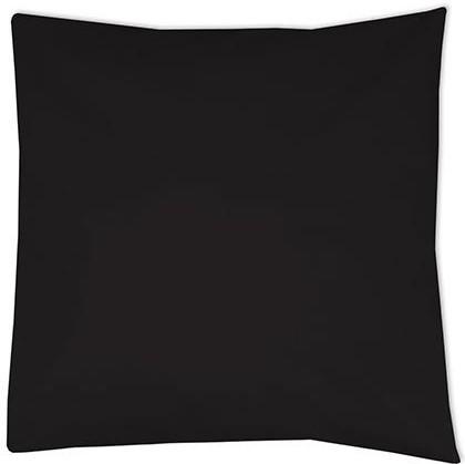 kussenhoes zwart, kussenhoes 40x40 cm