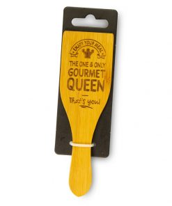 gourmet spatel gourmet queen, the one & only gourmet queen that's you
