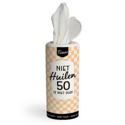 tissue dispenser 50 jaar,