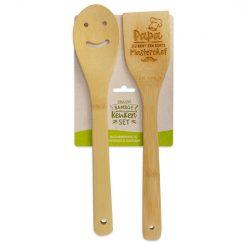 bamboe keukenset papa, papa jij bent een echte masterchef