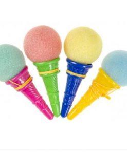 ijsbol schieter, ijsjes schieter, zomer traktatie