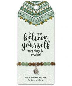 vriendschapsarmband believe, believe in your self