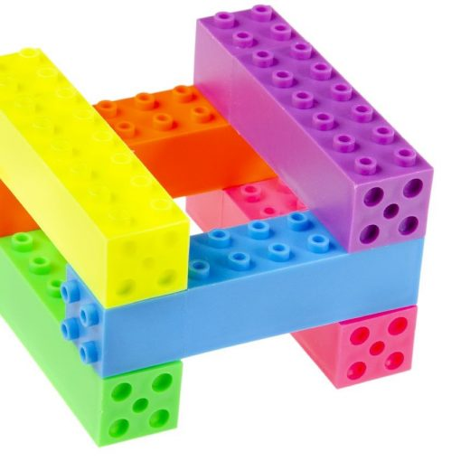 lego marker, bouwsteen marker