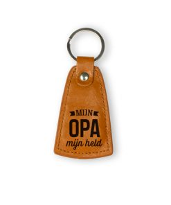 sleutelhanger opa, cadeau opa, cadeau vaderdag