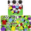 voetbal puzzel, voetbal traktatie