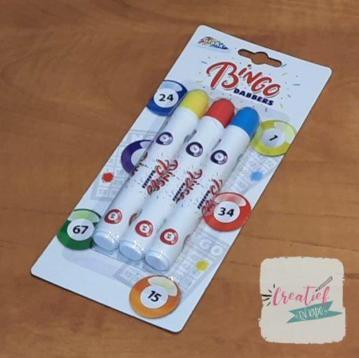 bingo markers