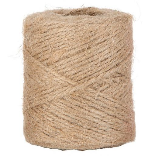 jutetouw naturel, cadeau touw,
