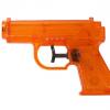 waterpistooltje, traktatie, waterpistool oranje