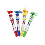 meerkleuren pen vrolijk poppetje