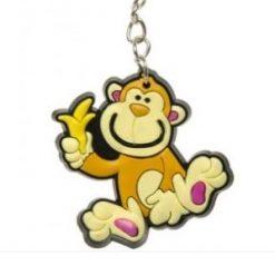 sleutelhanger aap, apen sleutelhanger