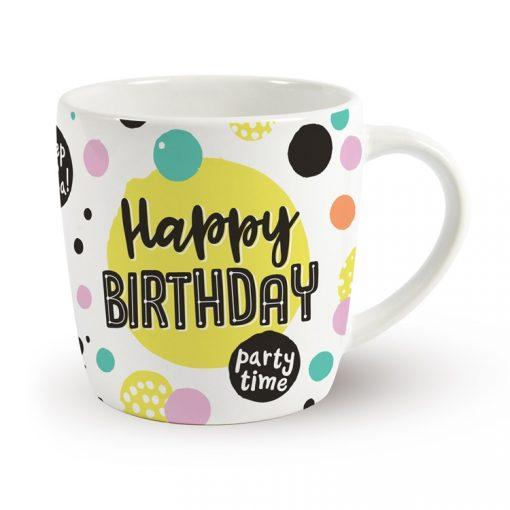 verjaardagsmok, mok verjaardag, happy birthday