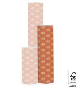 inpakpapier sint mijter goud folie, cadeau papier sinterklaas, inpakpapier sinterklaas