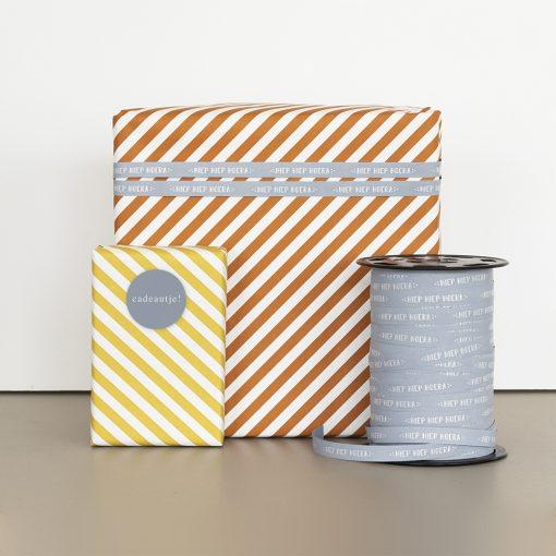 cadeau papier diagonal striped voorbeelden, inpakpapier, kadopapier gestreept