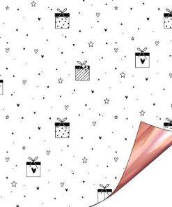 cadeau papier love to give, inpakpapier love to give, kadopapier love to give, inpakken