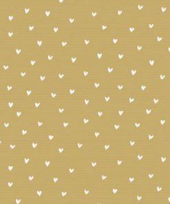 cadeau papier white hearts, kadopapier kraft white hearts, kadopapier white hearts, kadopapier kraft, kadopapier hartjes inpakken